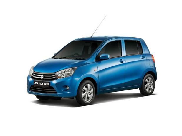Suzuki Cultus Model 2018 Price in Pakistan New Shape Specs Features Review