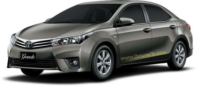 Toyota Corolla Altis Grande Automatic New Model Features And Review