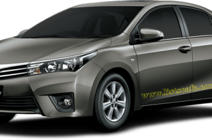 Toyota Corolla Altis Grande 1.8 Automatic New Model 2016 Price in Pakistan Specs with Features and Review