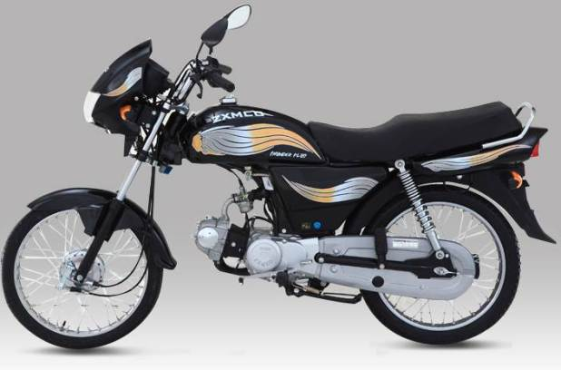 Zxmco ZX-70CC Thunder plus Bike Shape Images Prices & Features In Pakistan