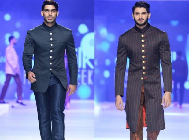 Ahsan Hussain Gents Winter Dresses Collection Price in Pakistan
