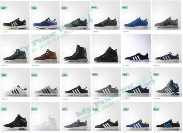 Adidas Sports Mens Shoe Running Football Basketball Tennis Soccer For Winter Price In Pakistan Designs Colors