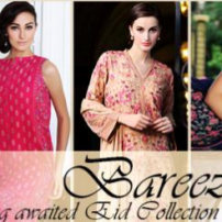 Bareeze Fancy Dresses of Ladies Winter Collection New Designs With Price