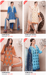 Khaadi Ladies Dresses Cambric Linen and Embroidered Winter Collection Designs Prices