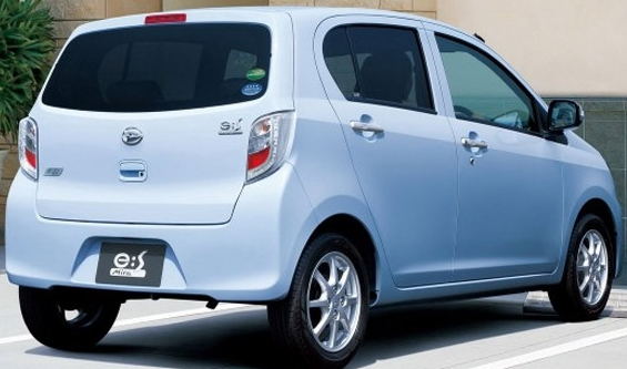 Daihatsu Mira Car Price And Specifications In Pakistan