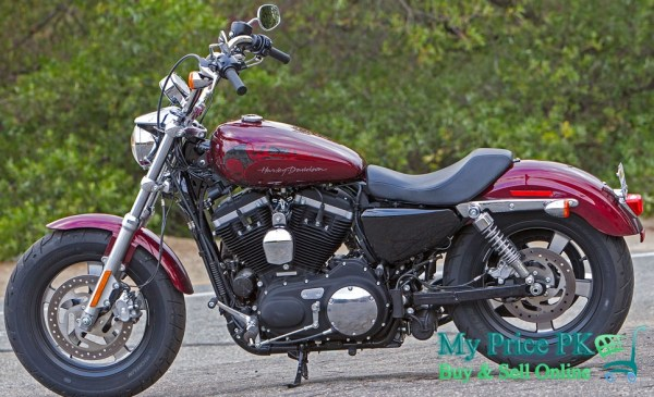 Imported Harley Davidson 1200 Custom Bikes Features Price Specifications in Pakistan Models Shapes of Motorcycles