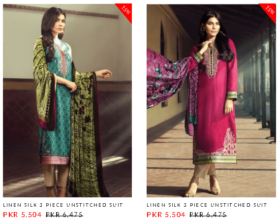 Alkaram Linen Winter Ladies Dresses Designs with Prices According to New Collection