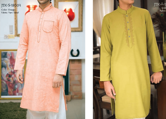 Men's Kameez Shalwar J. Junaid Jamshed For Winter New Arrivals Price In Pakistan Designs Colors