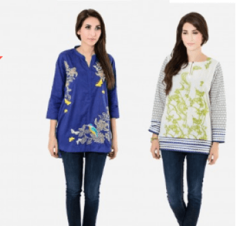 Khaadi Ladies Pret Eastern and Western Lowers Dresses Collections Winter New Designs Prices