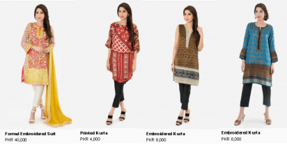 Khaadi Ladies Winter Dresses Khaas Eastern Western Lowers Designs Prices of New Collections