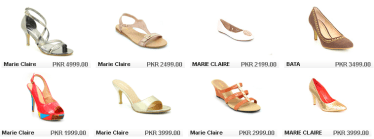 Bata Ladies Shoes Fashion and Comfort New Arrivals with Colors Designs