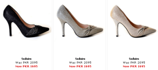 Latest Fancy And Heels Ladies Shoes By Metro New Arrivals With Price