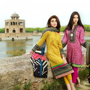 Women's Summer Dresses Khaadi Collections Latest Designs New Arrivals Price In Pakistan 2017