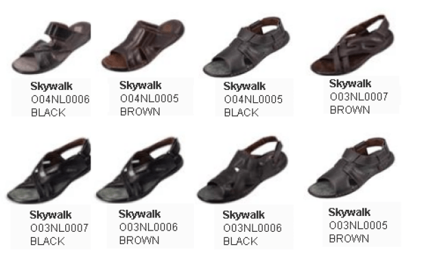 Borjan Skywalk Men's Shoes For Summer 2021 Price and Pics New Colors Designs