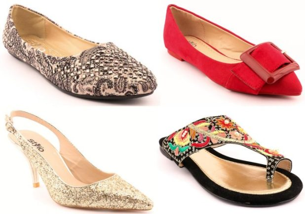 Stylo Summer Shoes For Ladies New Arrivals and Collections Price In Pakistan Images