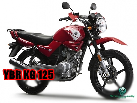 YBR KG-125 Off Road Upcoming New Yamaha Bike going to Launch Very Soon Expected Dates and Specs