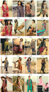 Basic Signature and Exclusive Summer Designer Dresses By Sana Safinaz New Arrivals With Price