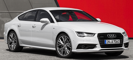 Audi A7 New 2017 Model Car Price Review Feature Specification Shape Picture Interior