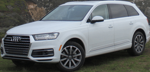 Audi Q7 SUV 2017 Model Car Price First Drive Features and Specs Images Review