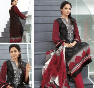 New Block Designs and Floral Patterns For Summer Dresses 2016 Collection