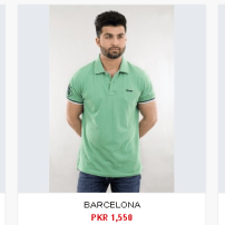 Stoneage Gents Summer Collection Non Denim, Polos and Rugby Price in Pakistan Designs