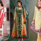 Ladies New Summer Collection with Embroidery 2018 Beautiful Designs For Girls