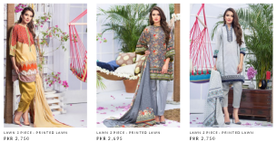 Alkaram Ladies Summer Cotton Silk Chikan Kari New Designs 2016 Suits and Prints with Price