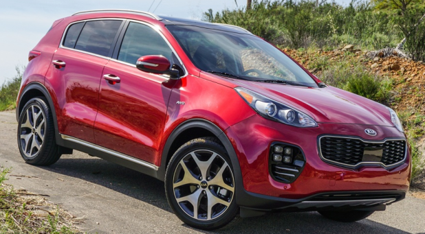 Kia Sportage LX EX AWD SX Turbo 2017 Model Car Price Photos Review Features and Specs