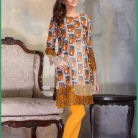 Nishat Linen Ladies Summer Fusion Tops and Texture Linen Design Collection 2017 with Price