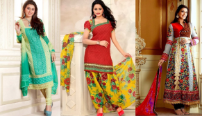 Ladies Dresses Collection 2016 with New Designs of Lace Work and Thread Styling