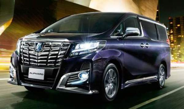 Toyota Alphard Hybrid New Model 2021 Review and Price in Pakistan Launch Dates Shape