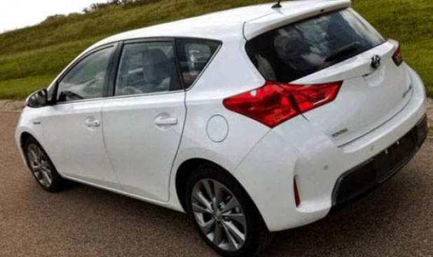 Toyota Auris Facelift 2021 Model New Shape Car Price in Pakistan Features Release Date