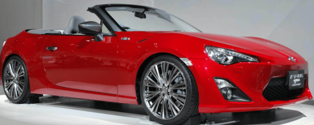 Toyota FT-86 Open Concept New 2021 Model Price Release Date Shape Pictures