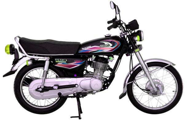Latest United US 125cc 2017 Euro 2 Bike New Shape Redesign Price In Pakistan