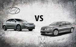 Cars Comparison: Hyundai New Cars Models 2021 VS Upcoming Honda Models 2021