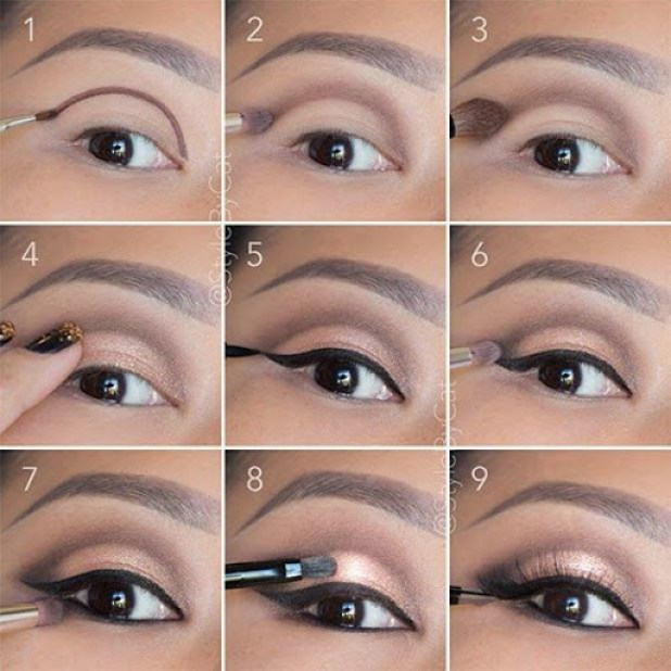 Girls Best Wedding Eyes Makeup Tips Soft Eye For Your Engagement