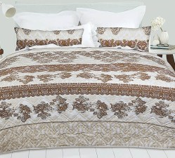 Nishat Linen Modern Nisha Bed Sheets Pillows and Blankets New Designs Prices In Pakistan