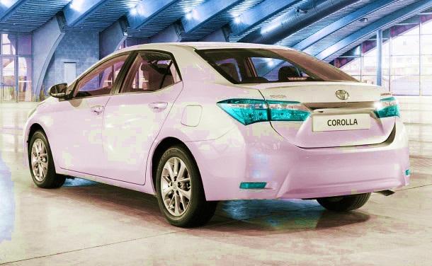 New Shape 2017 Toyota Corolla Altis 1.8 Fuel Average Engine Suspension Price Images