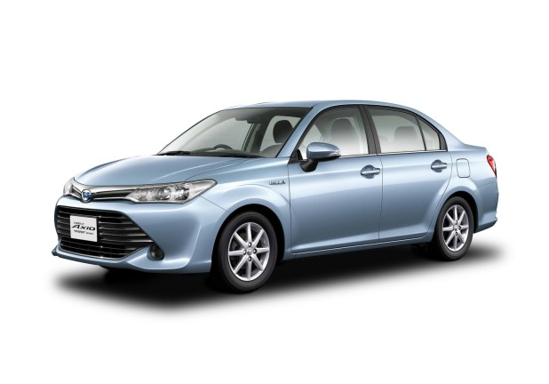 Forthcoming 2017 Model Toyota Corolla Axio Hybrid 1.5 Price In Pakistan China India