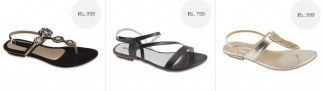 Servis Shoes Sandals, Moccasins Rates Discount and Offers For Winter Arrivals