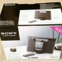 Sony RDPM7IPN iPhone/iPod Portable Speaker Dock imported from USA
