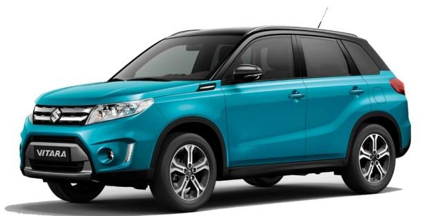 Suzuki Vitara Model 2018 New Car Price in Pakistan Mileage Shape Specs Reviews