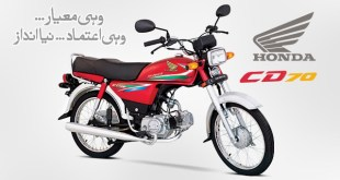 Honda New Bike CD 70 Euro 2 Model 2018 Price in Pakistan Specifications and Mileage Shape