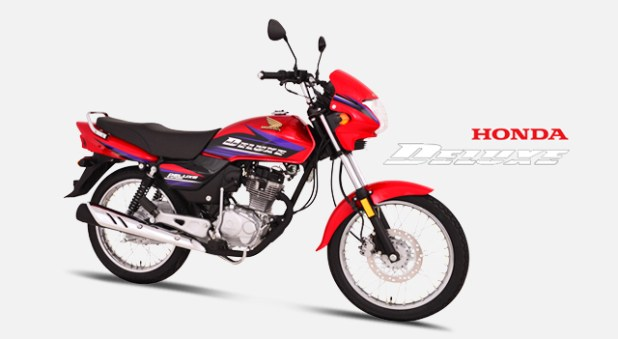 Honda Deluxe 125 Model 2018 Price in Pakistan Shape Mileage Specs Features Overview and Pictures
