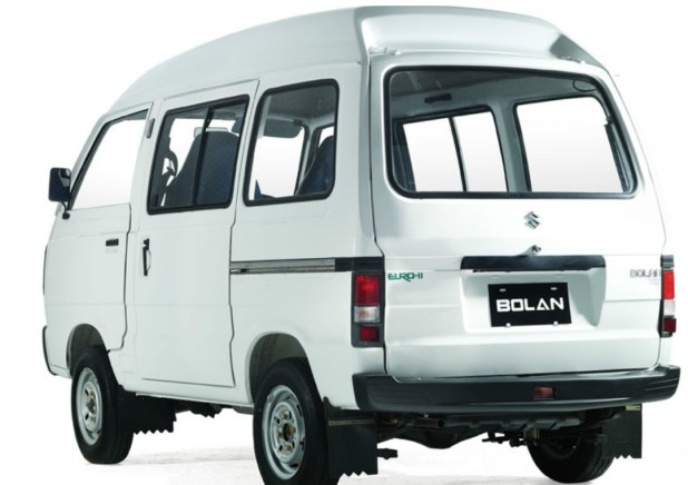 Suzuki Bolan Cargo Van Euro ll 2018 Model Price in Pakistan New Shape Feature and Mileage