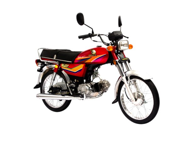 Osaka AF70 Thunder 2018 Price in Pakistan Specification New Features Shape Mileage Review   Bike Price in Pakistan