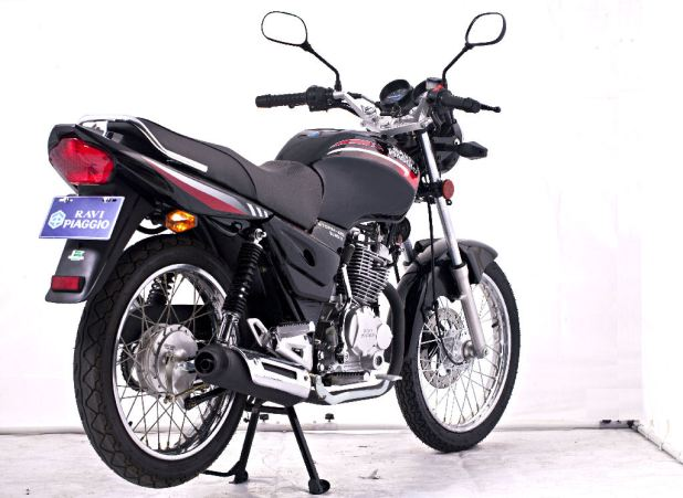 Ravi PIAGGIO STORM 125 Sportbike Model 2018 Price in Pakistan Specification New Features Shape Mileage Review | Bikes Price in Pakistan