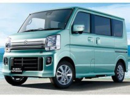 Suzuki Every 660cc Wagon Model 2018 Price in Pakistan Specs Features Fuel Consumption Shape