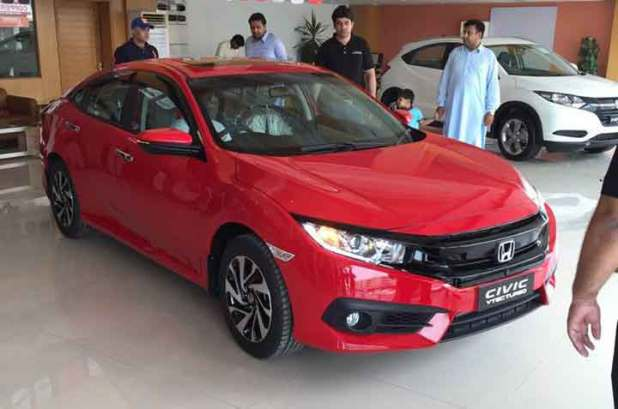 New Honda Civic VTi Oriel 1.8 i-VTEC Model 2018 Price in Pakistan Images Specifications Shape Interior