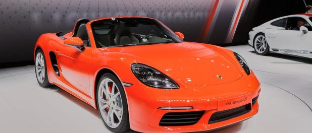 Porsche Boxster GTS 2018 in Pakistan Specs Price Shape Interior Pictures